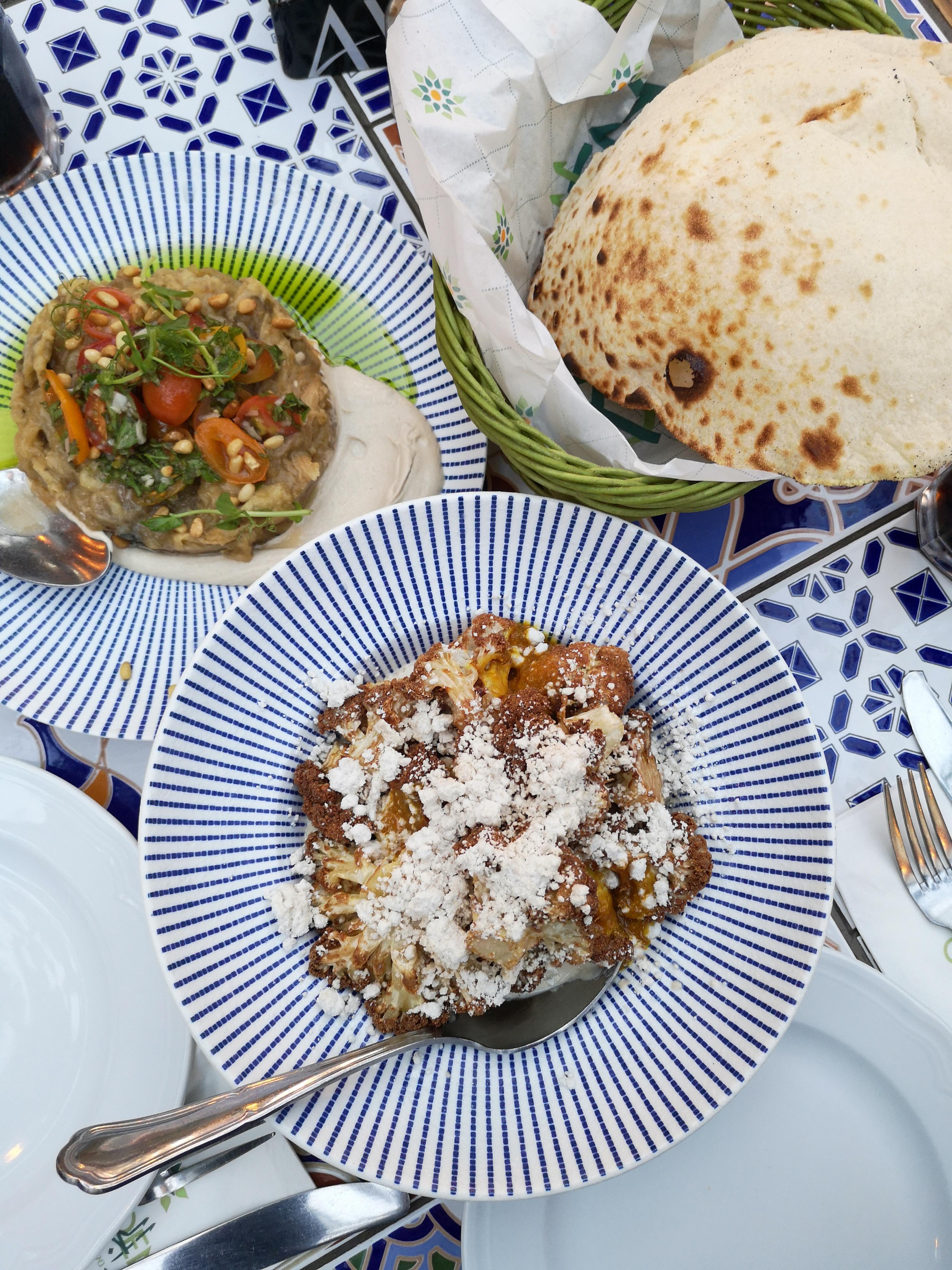 Restaurant Garden - Haifa